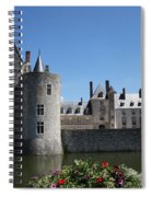Chateau De Sully-sur-loire View Spiral Notebook