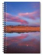 Chatfield Moon Spiral Notebook