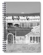 Chatham Bars Inn B And W Spiral Notebook