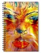 Chatou  Spiral Notebook