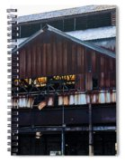 Chattanooga Pipe And Whetland Warehouse 12 Spiral Notebook