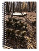 Chautauqua Grounds Spiral Notebook