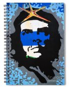 Che Guevara Picture Spiral Notebook