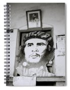 Che The Revolutionary Spiral Notebook