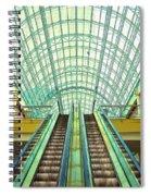 Cheap Art Spiral Notebook