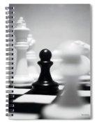 Check Spiral Notebook