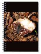 Checkered Skipper Spiral Notebook