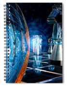 Checkmate Spiral Notebook