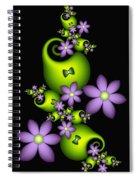 Cheerful Spiral Notebook