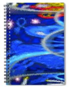 Cheers To A New Year Spiral Notebook