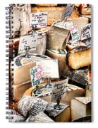 Cheese Shop Spiral Notebook