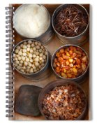Chef - Food - Health Food Spiral Notebook