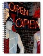 Chelsea Boys Spiral Notebook