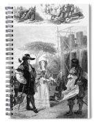 Chelsea Hospital, 1682 Spiral Notebook