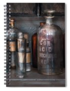 Chemist - Things That Burn Spiral Notebook