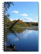 Chena River Spiral Notebook