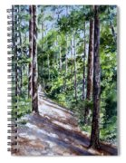 Cheraw Trail Spiral Notebook