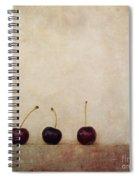 Cherries Spiral Notebook