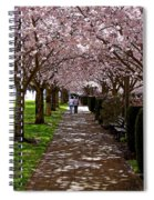 Cherry Blossom Friends Spiral Notebook