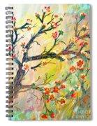 Cherry Blossoms 1 Spiral Notebook