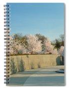Cherry Blossoms 2013 - 022 Spiral Notebook