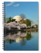 Cherry Blossoms 2013 - 041 Spiral Notebook