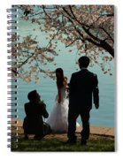 Cherry Blossoms 2013 - 054 Spiral Notebook