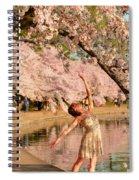 Cherry Blossoms 2013 - 077 Spiral Notebook