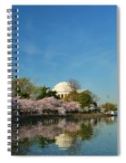 Cherry Blossoms 2013 - 098 Spiral Notebook