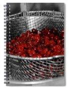 Cherry Bowl Spiral Notebook