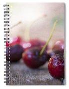 Cherry Delites Spiral Notebook
