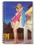 Cherry Hill New Jersey Spiral Notebook