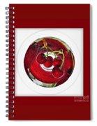 Cherry Liqueur Anyone... Spiral Notebook