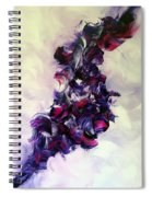Cherry Rock'n Roll Spiral Notebook