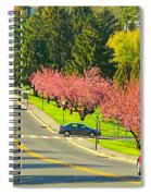 Cherry Sundae Spiral Notebook