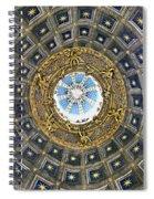 Cherubic Cupola Spiral Notebook