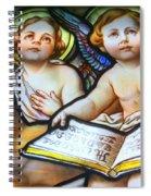 Cherubs Spiral Notebook