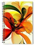 Chervona Ruta Spiral Notebook