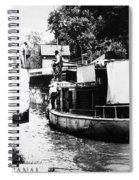 Chesapeake And Ohio Canal Spiral Notebook