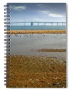 Chesapeake Bay Bridge Spiral Notebook