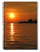 Chesapeake Sun Spiral Notebook
