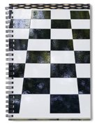 Chess In The Park Spiral Notebook