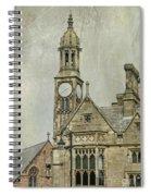 Chester England Spiral Notebook