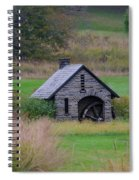 Chestnut Hill Autumn Spiral Notebook