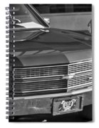 Chevelle Spiral Notebook