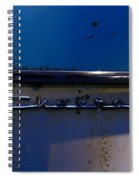 Chevrolet 2 Spiral Notebook