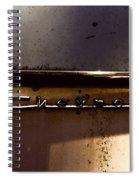 Chevrolet 3 Spiral Notebook