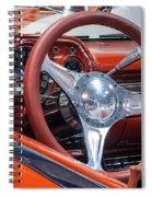 Chevrolet Bel Air Spiral Notebook