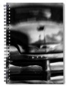 Chevrolet Spiral Notebook