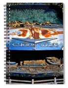 Chevrolet Picking Spiral Notebook